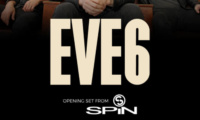 New Show:  SPiN with EVE 6 in Philly on 6/11